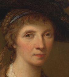 Angelika Kauffmann, storia di una grande artista e di una donna emancipata