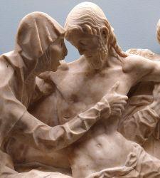 Un teatro dei sentimenti: il Compianto sul Cristo morto nella scultura lombarda del Rinascimento