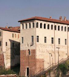 Un castello grande quanto un borgo: storia del Castello Consortile di Buronzo