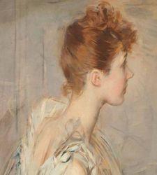 A Ferrara una mostra su Boldini e sulla nascita del ritratto femminile