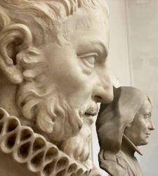 Genova, il ritrovamento di due importanti busti del Seicento grazie a un giovanissimo studioso