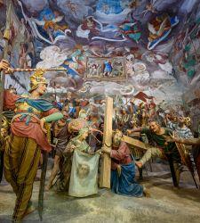 Il Sacro Monte di Varallo: un percorso emozionante, tra fede e grande arte