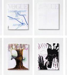 Massa, 49 artisti italiani, giovani e affermati, hanno ridisegnato la copertina di Vogue