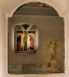 Napoli, termina il restauro della cella di san Tommaso d'Aquino in San Domenico Maggiore
