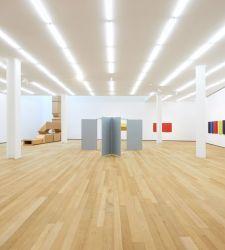 Alla Fondazione Antonio Dalle Nogare la prima retrospettiva italiana di Charlotte Posenenske, artista del minimal tedesco