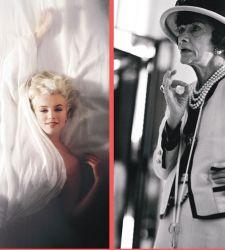 Biella dedica una mostra a due icone: Marilyn e Coco