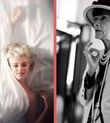 A Biella una mostra che celebra due icone del Novecento: Coco Chanel e Marilyn Monroe