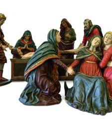 Milano, al Castello Sforzesco una mostra sulla scultura lignea del Rinascimento