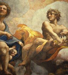Correggio: il lascito dei maestri e l'inquietudine dello spazio supremo