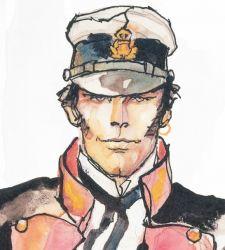 A Palazzo Ducale di Genova tutto il mondo di Hugo Pratt in mostra con oltre 200 opere originali