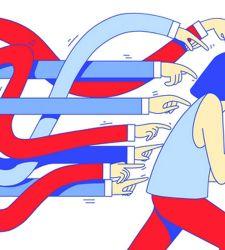 L'ironia del quotidiano nelle illustrazioni di Elena Xausa in mostra a Bassano del Grappa