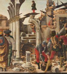 Un mondo alto 27 cm: la predella del Polittico Griffoni, capolavoro di Ercole de' Roberti