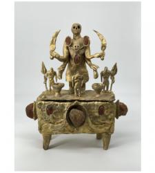 Roma, il Museo Nazionale Etrusco si apre al contemporaneo: in mostra il giovane Evgeny Antufiev