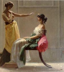 Una mostra su Federico Faruffini, grande protagonista dell'Ottocento italiano