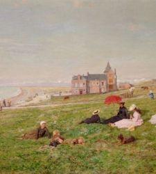 Una grande mostra al MA*GA dedicata ai protagonisti dell'Impressionismo francese e italiano