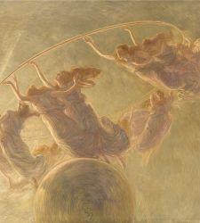 """Un inno alla luce: la """"Danza delle Ore"""" di Gaetano Previati, tra musica e poesia"""