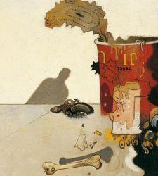 I rifiuti di Gianfranco Ferroni: l'altra faccia della Pop Art