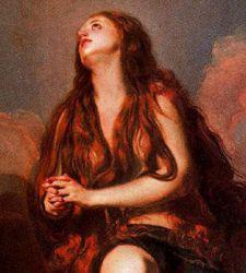 La Maddalena portata in cielo di Guido Cagnacci: la carne e lo spirito