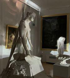 Al Museo Vincenzo Vela una videoinstallazione omaggia l'artista svizzero. Intervista a Adriano Kestenholz
