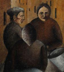 Montevarchi, in mostra l'arte di Ottone Rosai tra le due guerre, tra opere note e inediti