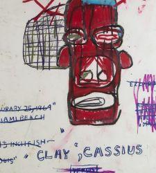 La Spezia, il museo diventa un ring per accogliere un Basquiat inedito