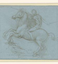 Cavalli e condottieri: Leonardo da Vinci e la storia del monumento equestre a Francesco Sforza
