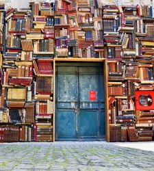 Pesaro, restyling per la celeberrima libreria di Palazzo Mosca