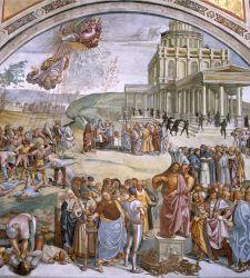 Luca Signorelli, gli affreschi della Cappella di San Brizio nel Duomo di Orvieto
