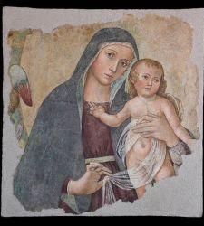Torino, la Madonna delle Partorienti di Antoniazzo Romano in mostra dal Vaticano