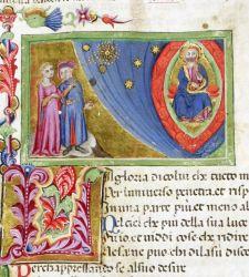 Alla Biblioteca Nazionale di Napoli 700 anni d'iconografia dantesca, da codici miniati a preziose edizioni della Commedia