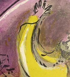 A Catanzaro una mostra dedicata a Chagall e alla sua rilettura pittorica della Bibbia