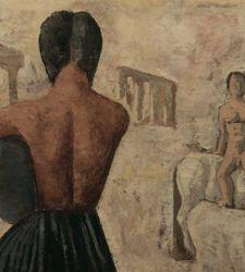 Venezia, una mostra racconta il dialogo tra Massimo Campigli e l'arte etrusca