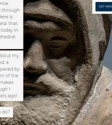 Michelangelo torna in vita e potete chattare con lui: il progetto d'intelligenza artificiale