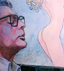 Pordenone, via alla grande mostra di Milo Manara con 90 opere originali