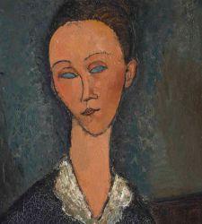 Come un moderno Simone Martini. Amedeo Modigliani alla Fondazione Magnani Rocca