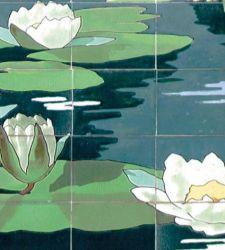 All'Acquario di Milano un'installazione dedicata alle ninfee, soggetto caro a Monet