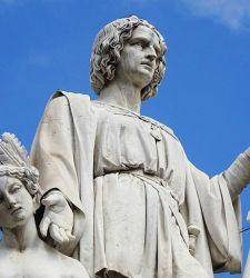 Genova, le scritte contro il monumento a Colombo non considerano il suo ruolo culturale