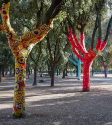 Roma, Villa Borghese diventa di nuovo un parco d'arte contemporanea con Back to the Nature
