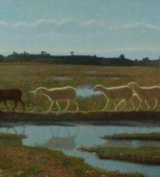 Da Pellizza a De Chirico, alla Venaria Reale grande mostra sul paesaggio dal Settecento a oggi