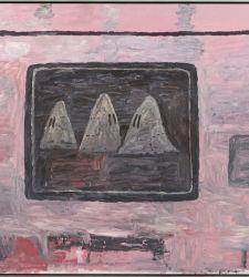 Vanno in mostra da Hauser & Wirth le opere di Philip Guston che hanno scatenato mille polemiche