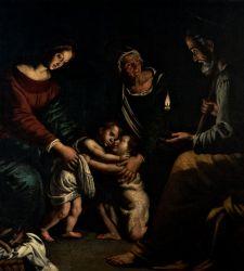 """Una Sacra Famiglia del """"Caravaggio di Verona"""": il misterioso Pietro Bernardi"""