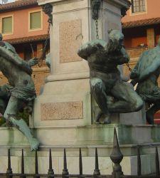 I Quattro Mori di Pietro Tacca a Livorno. La bellezza resa schiava