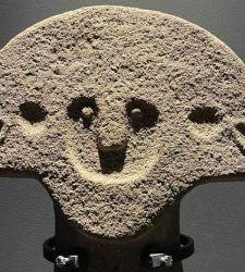 Pontremoli, esposta al Museo delle Statue Stele la magnifica testa ritrovata a marzo