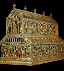 Il Medioevo classico e prezioso di Nicolas de Verdun
