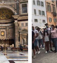 Roma, Green Pass nei monumenti: la classifica dei migliori e dei peggiori