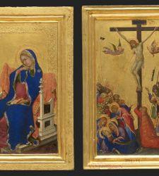 Il Polittico Orsini di Simone Martini: un capolavoro portatile per la devozione privata