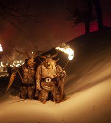A Bolzano in mostra le foto sulle leggende e i riti dei popoli alpini di Stefano Torrione