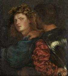 Venezia, alle Gallerie dell'Accademia in arrivo da Vienna il Bravo di Tiziano, dopo 30 anni