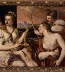Mantova, a Palazzo Te arriva un capolavoro di Tiziano dalla Galleria Borghese