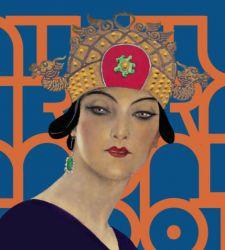Prato, il Museo del Tessuto dedica una grande mostra alla Turandot con costumi e oggetti originali